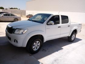Toyota Hilux  2014 Mexicana 4 cil trans. Manual