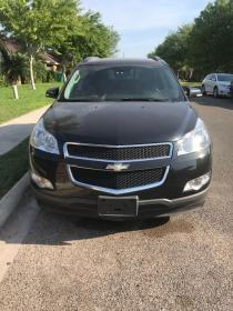 Chevrolet Traverse  2012 Regularizada 6 cil trans. Automatica
