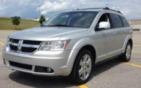 Dodge Journey  2009 Mexicana 6 cil trans. Automatica