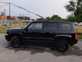 Jeep Patriot  2016 Americana 4 cil trans. Automatica 4x4