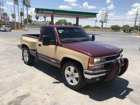 Chevrolet Silverado  1998 Mexicana 6 cil trans. Automatica