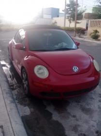 Volkswagen Beetle  2006 Americano 4 cil trans. Automatica