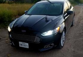 Ford Fusion  2014 Americano 4 cil trans. Automatica