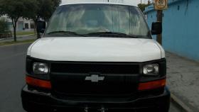 Chevrolet Express Van  2003 Mexicana 8 cil trans. Automatica
