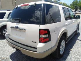 Ford Explorer  2010 Mexicana 6 cil trans. Automatica 4x4
