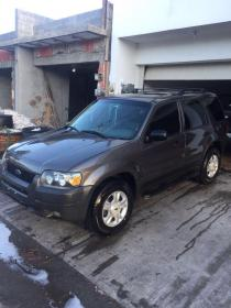 Ford Escape  2003 Mexicana 6 cil trans. Automatica