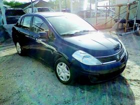 Nissan Versa  2011.  4 cil. Automatico Super Economico de Gas.