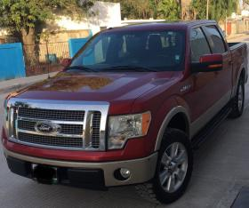 Ford Lobo Limited  2010 Mexicana 8 cil trans. Automatica