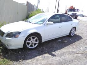 Nissan Altima  2005 Mexicano 6 cil trans. Manual