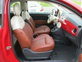 FIAT 500 LOUNGE 2012 Regularizado 4 cil Automatico
