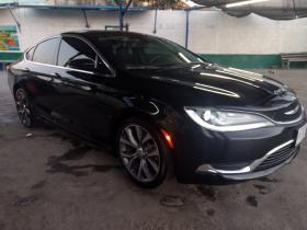Chrysler 200  2015 Mexicano 4 cil trans. Automatica