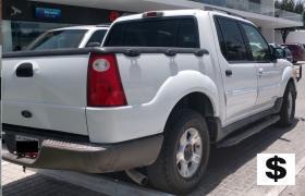 Ford Explorer Sport Trac  2001 Regularizada 6 cil trans. Automatica