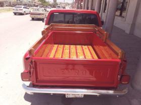 Chevrolet Silverado  1987 Mexicana 6 cil trans. Manual