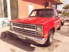 Chevrolet Silverado  1987 Mexicana 6 cil trans. Manual