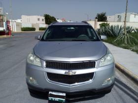 Chevrolet Traverse  2009 Mexicana 6 cil trans. Automatica