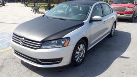 Volkswagen Passat  2013 Americano 4 cil trans. Automatica