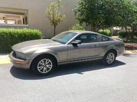 Ford Mustang  2005 Mexicano 6 cil trans. Automatica
