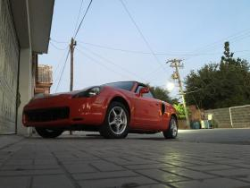 Toyota MR2 Spyder  2000 Americano 4 cil trans. Manual