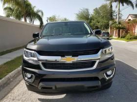 Chevrolet Colorado  2017 Americana 6 cil trans. Automatica