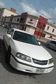 Chevrolet Impala  2005 Americano 6 cil trans. Automatica