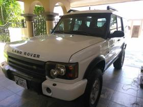 Land Rover Discovery  2004Americana 8 cil trans. Automatica 4x4