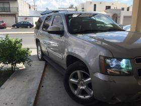 Chevrolet Tahoe  2007 Mexicana 8 cil trans. Automatica