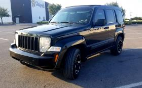 Jeep Liberty  2008 REMATO