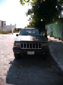 Jeep Grand Cherokee  1998 Mexicana 6 cil trans. Automatica 4x4