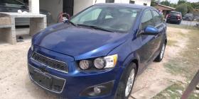 Chevrolet Sonic  2013 Americano 4 cil trans. Automatica