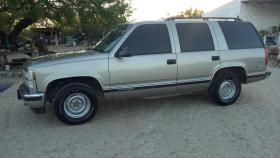 Chevrolet Tahoe  1999 8 cil trans. Automatica