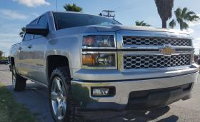 Chevrolet Silverado  2014 8 cil trans. Automatica