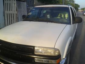 Chevrolet Blazer  2000 6 cil trans. Automatica