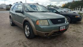 Ford Freestyle  2006 6 cil trans. Automatica