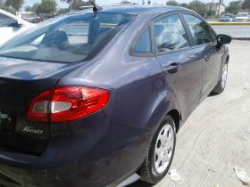 Ford Fiesta  2013 4 cil trans. Automatica