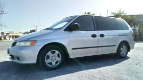 Honda Odyssey  2001 6 cil trans. Automatica