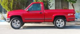 Chevrolet Silverado  1996 8 cil trans. Automatica 4x4