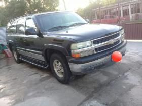 Chevrolet Suburban  2001 8 cil trans. Automatica