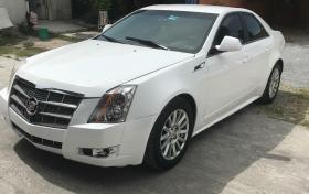 Cadillac CTS  2012 6 cil trans. Automatica