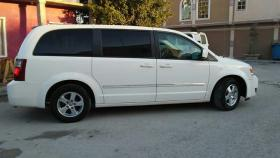 Dodge Grand Caravan  2008 6 cil trans. Automatica