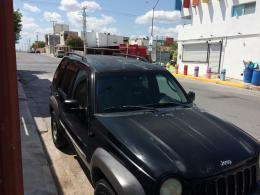 Jeep Liberty  2002 6 cil trans. Automatica 4x4