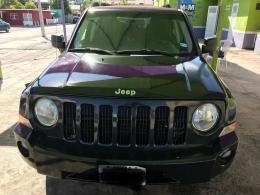 Jeep Patriot  2010 4 cil trans. Automatica