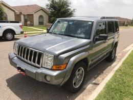 Jeep Commander  2007 6 cil trans. Automatica 4x4
