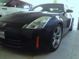 Nissan 350Z  2008 6 cil trans. Automatica