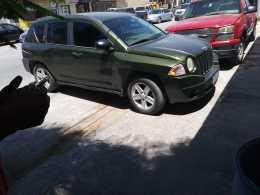 Jeep Compass  2007 4 cil trans. Automatica
