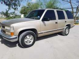 Chevrolet Tahoe  1995 8 cil trans. Automatica