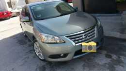 Nissan Sentra  2013 4 cil trans. Automatica