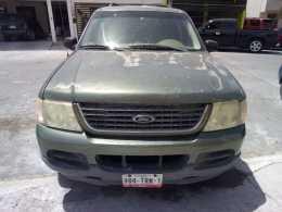 Ford Explorer  2002 6 cil trans. Automatica