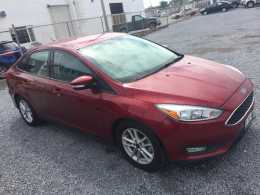 Ford Focus  2015 4 cil trans. Automatica