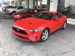 Ford Mustang  2019 8 cil trans. Automatica