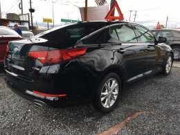 Kia Optima  2012 4 cil trans. Automatica